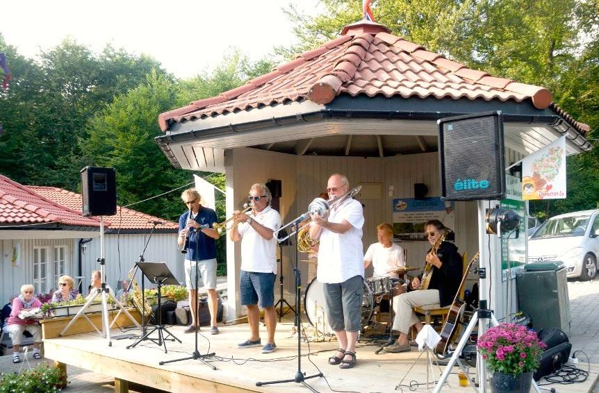 RSO med Røshnes Jazzband