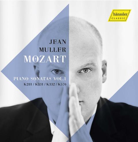 Mozart Piano Sonatas Vol.1