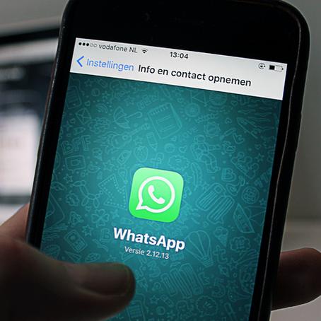 Como vender os móveis pelo Whatsapp