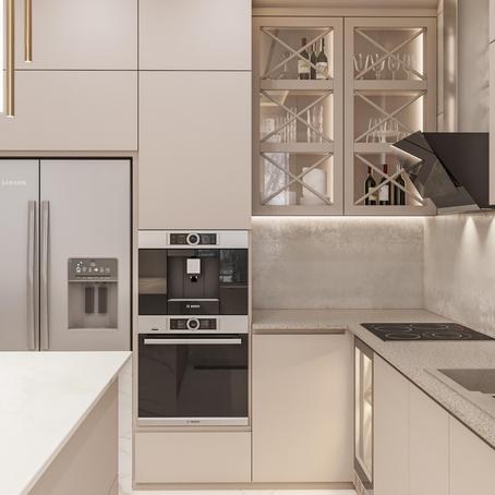 O futuro das cozinhas