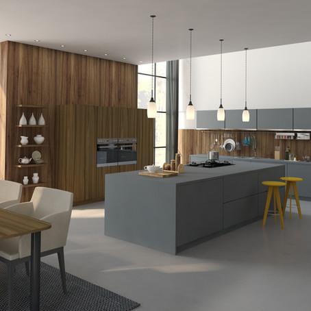 Cores para armários de cozinha: saiba escolher