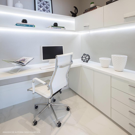 Home office: o que levar em consideração no projeto
