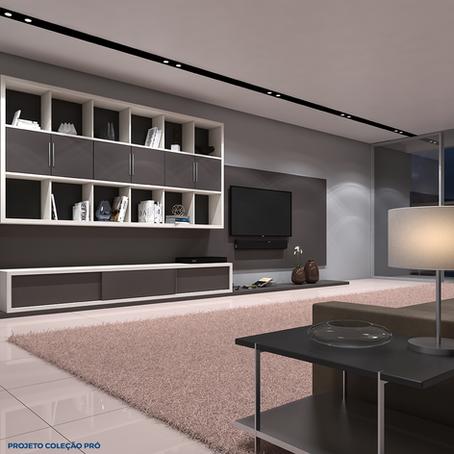 Sala de estar: móveis indispensáveis