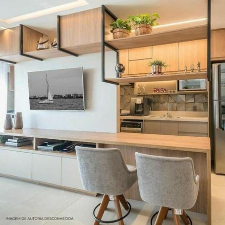 11 ideias de móveis para aproveitar espaço