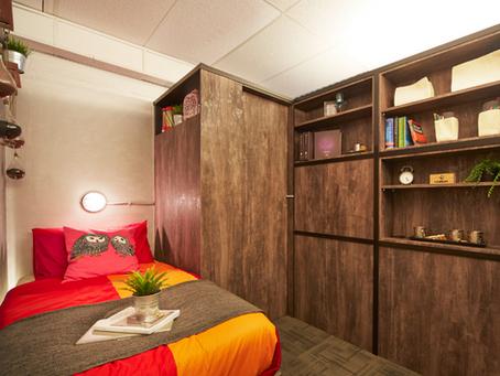 Como organizar pequenos espaços com móveis planejados