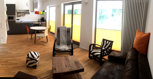Livingroom in Appartment