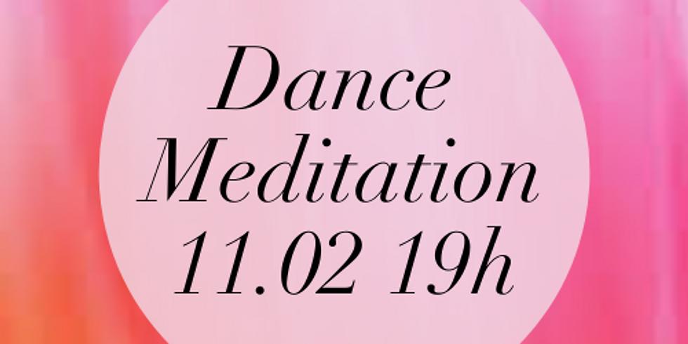 Online Dance Meditation Thursday