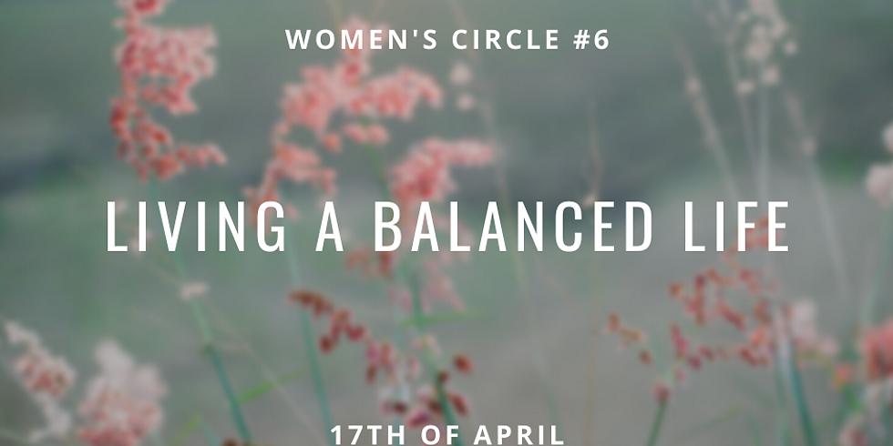 Women's Circle #6 - ONLINE