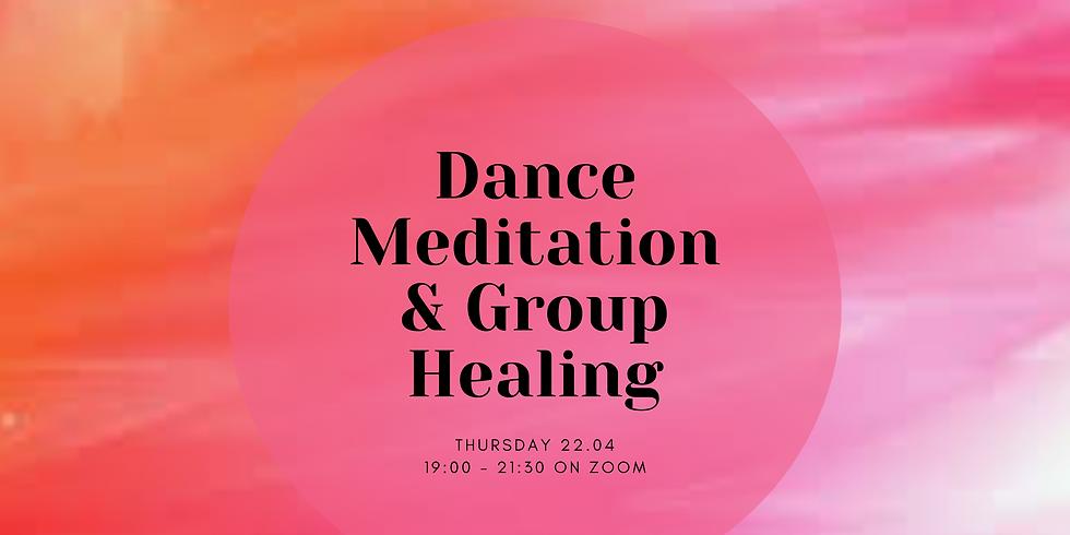 Online Dance Meditation & Group Healing
