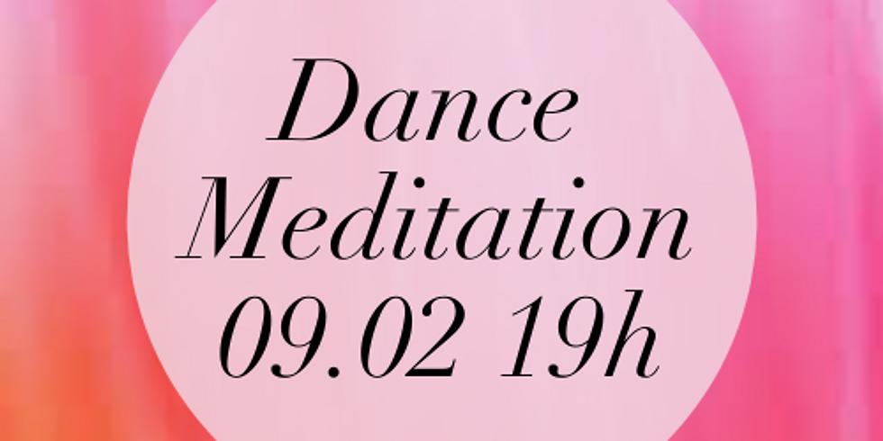 Online Dance Meditation Tuesday