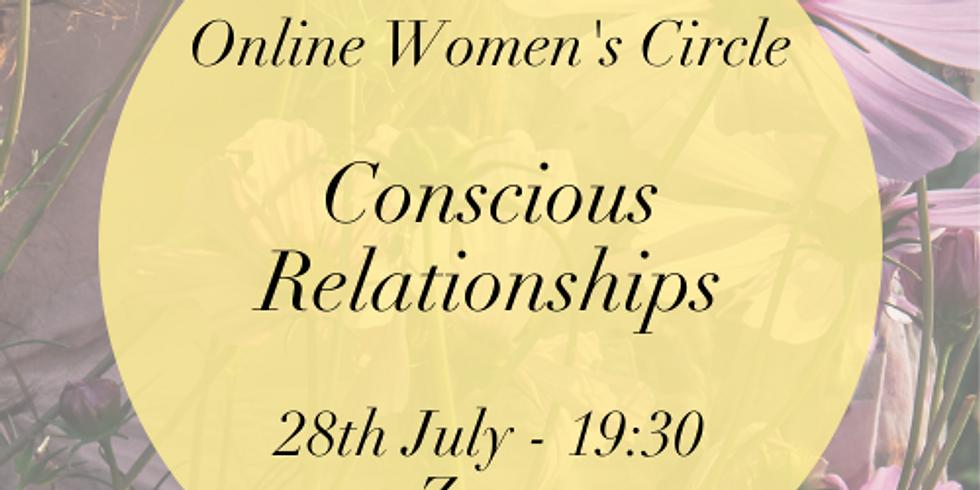 Virtual Women's Circle