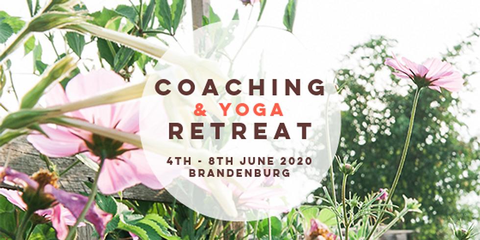 Coaching & Yoga Retreat