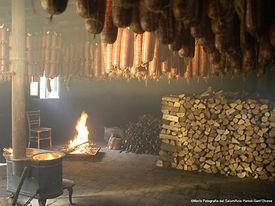Дегустация колбас в Генуе
