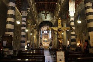 Церковь Сан Донато Генуя