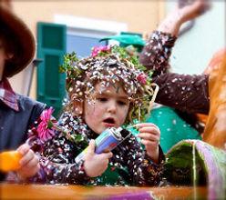 Карнавал в Генуе