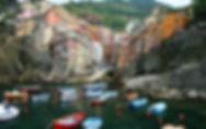 Лигурия туризм. Экскурсия в Риомаджоре