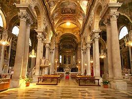 Церковь Ностра Синьора делле Винье Генуя