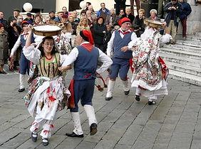 Генуэзские танцы
