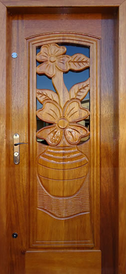 Porta Entalhada