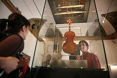 Скрипка Паганини