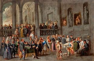 Дворец правосудия Генуя