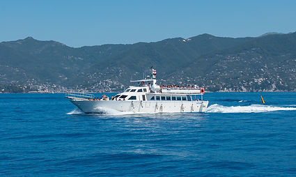 Лигурия туризм. Панорамная Морская прогулка на катере