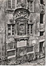 Дом Никколо Паганини