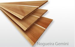 Forro PVC Nogueira