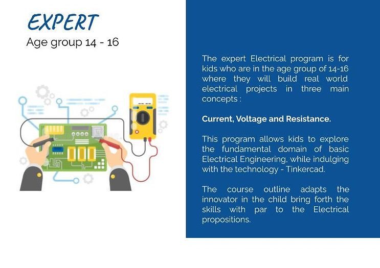 IgniterSpace Online Electrical Program I