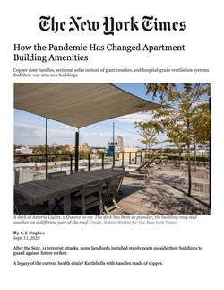 New York Times, How the Pandemic Has Cha