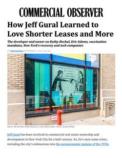 commercial observer, how jeff gural learned to love shorter leases and more, 09.07.21