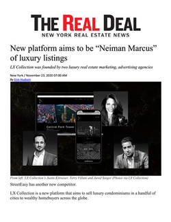 """Real Deal, New platform aims to be """"Neim"""