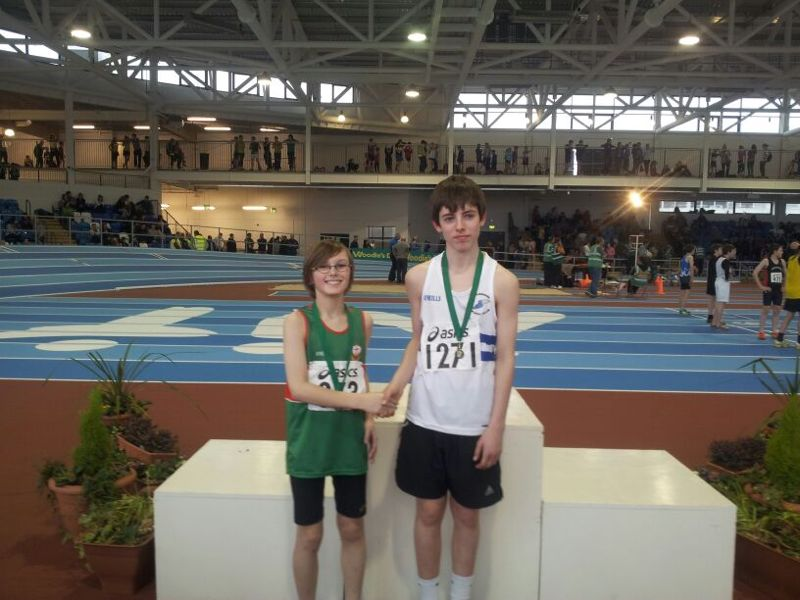 Leinster Indoor Championship March 2013 - 2