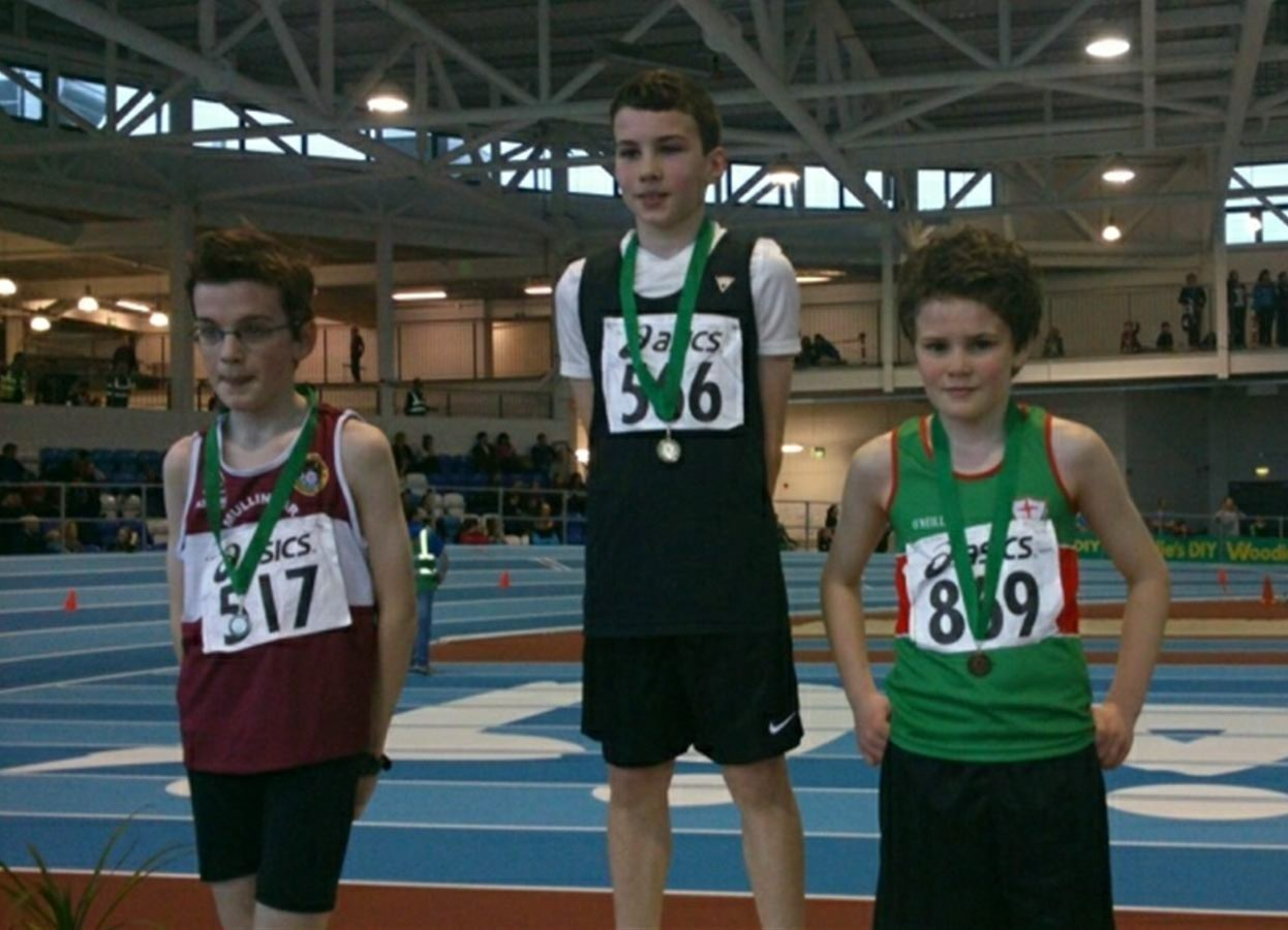 Leinster Indoor Championship March 2013 - 1a