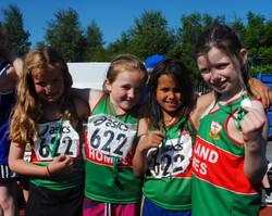 U9 Girlks - Leinster Teams