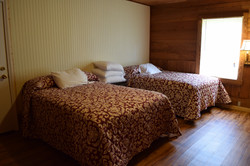 22 - 2 Double Beds
