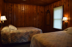 24 - 2 Double Beds