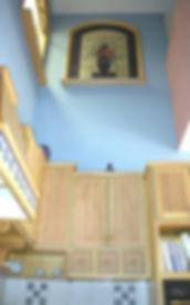 alacenas vintage a desnivel y con cajonera de 3 y entrepaño bajo alacena esquinera entrepaños alamo blanco madera selecta canadiense