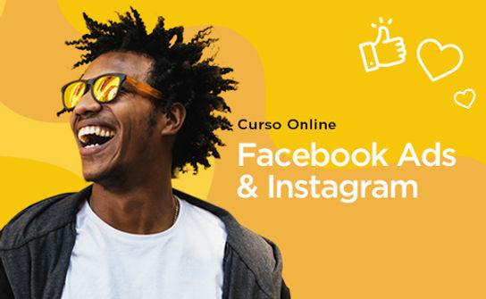 curso online de Facebook Ads e Instagram