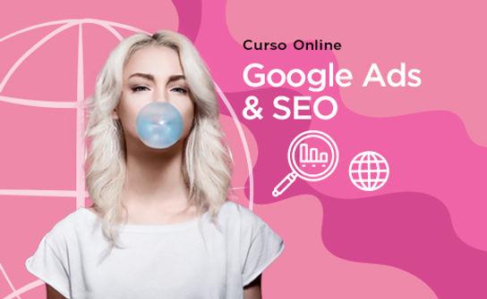 curso on line Google Adwords e SEO