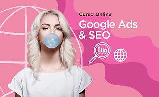 curso online de google adwords e SEO