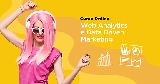 curso online de web analytics e data driven marketing
