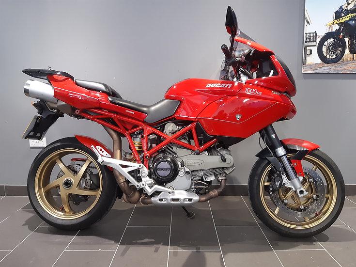 Ducati Multistrada 1000S