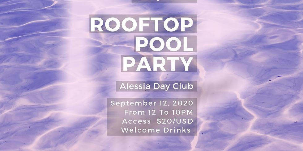 Perphetual Jet/Set Rooftop Pool Party