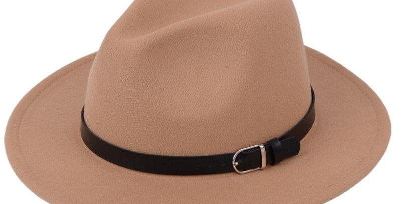 Classic British Fedora Hat Men