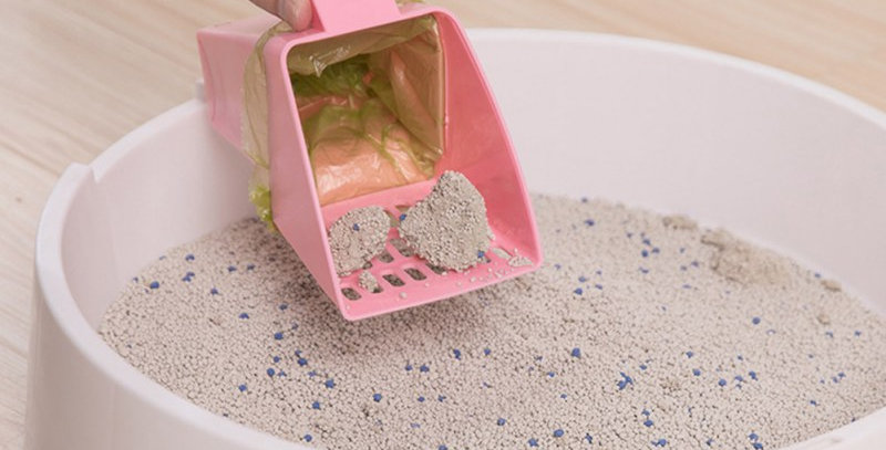 Pet Cat Litter Scooper Cat Litter Sifter Scoop System Kitten Litter