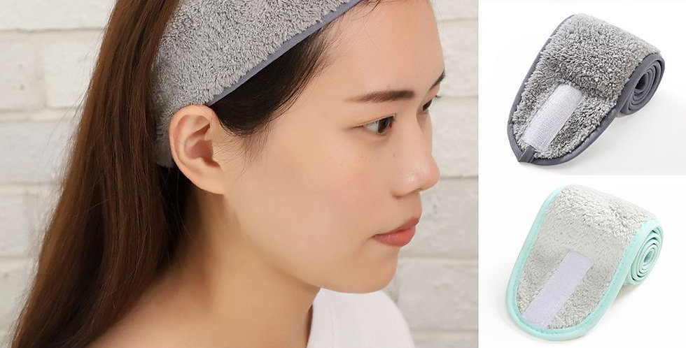 Adjustable Makeup Hair Bands Wash Face Hair Holder