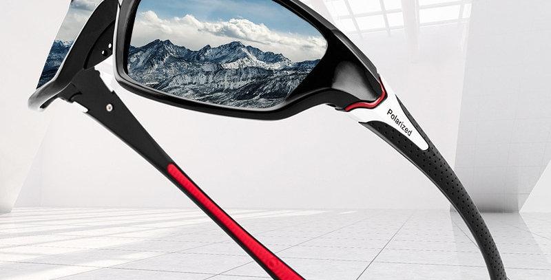 New Luxury Polarized Sunglasses Men's Driving Shades