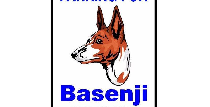 Basenji Dog Car Stickers Accessories