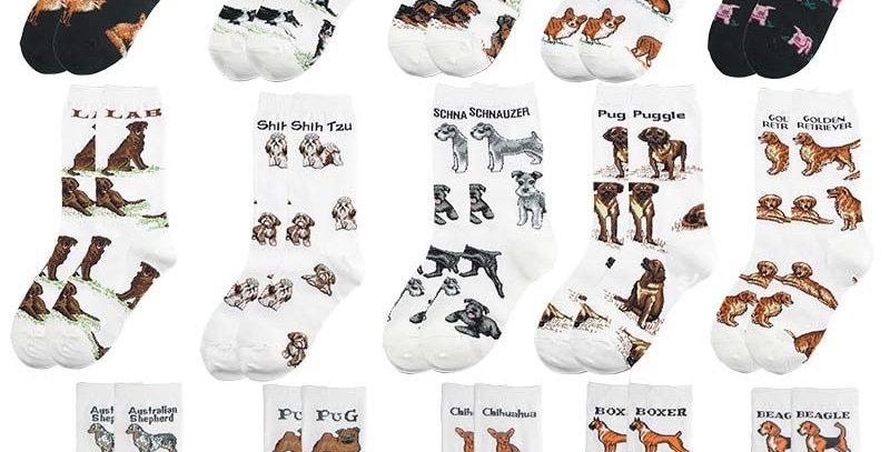 Crew Fashion Funny Socks